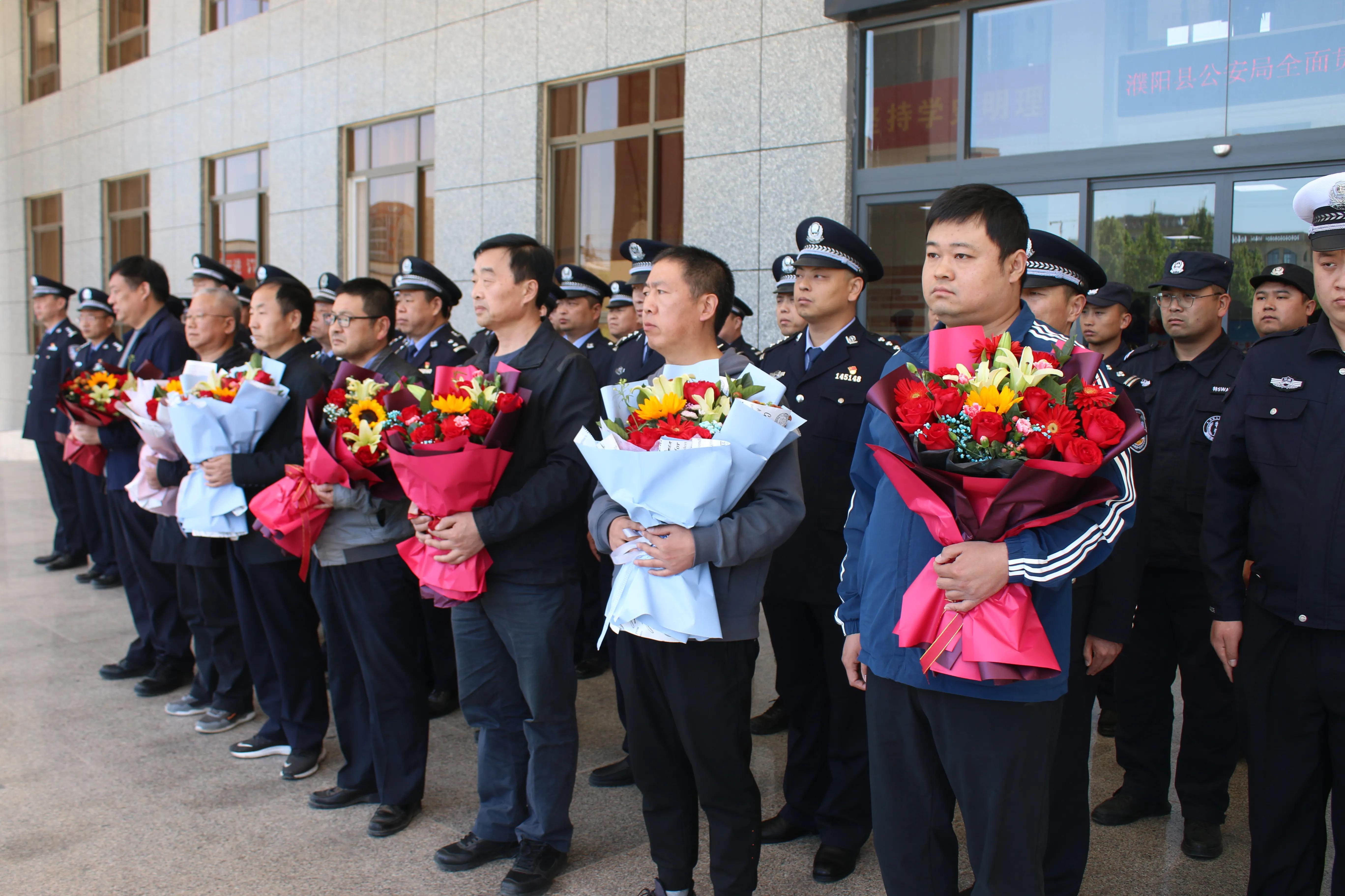 教育整顿 成果转化|濮阳县警方31年锲而不舍终擒凶犯
