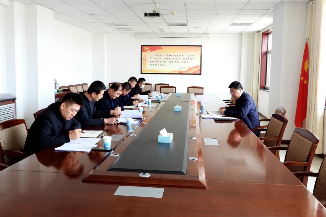 高台县禁毒委召开主任会议研究全县禁毒工作
