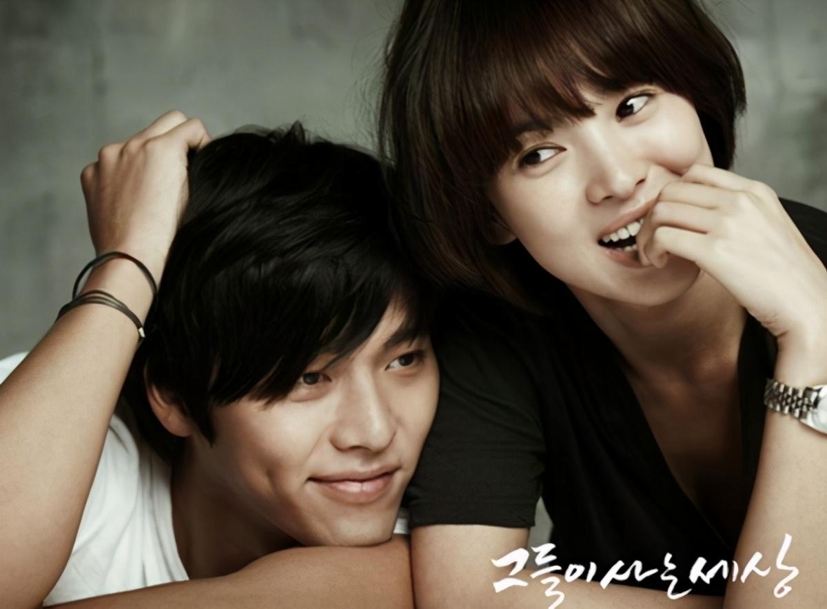 12对成功假戏真做的韩星情侣,真爱来临时谁都挡不住