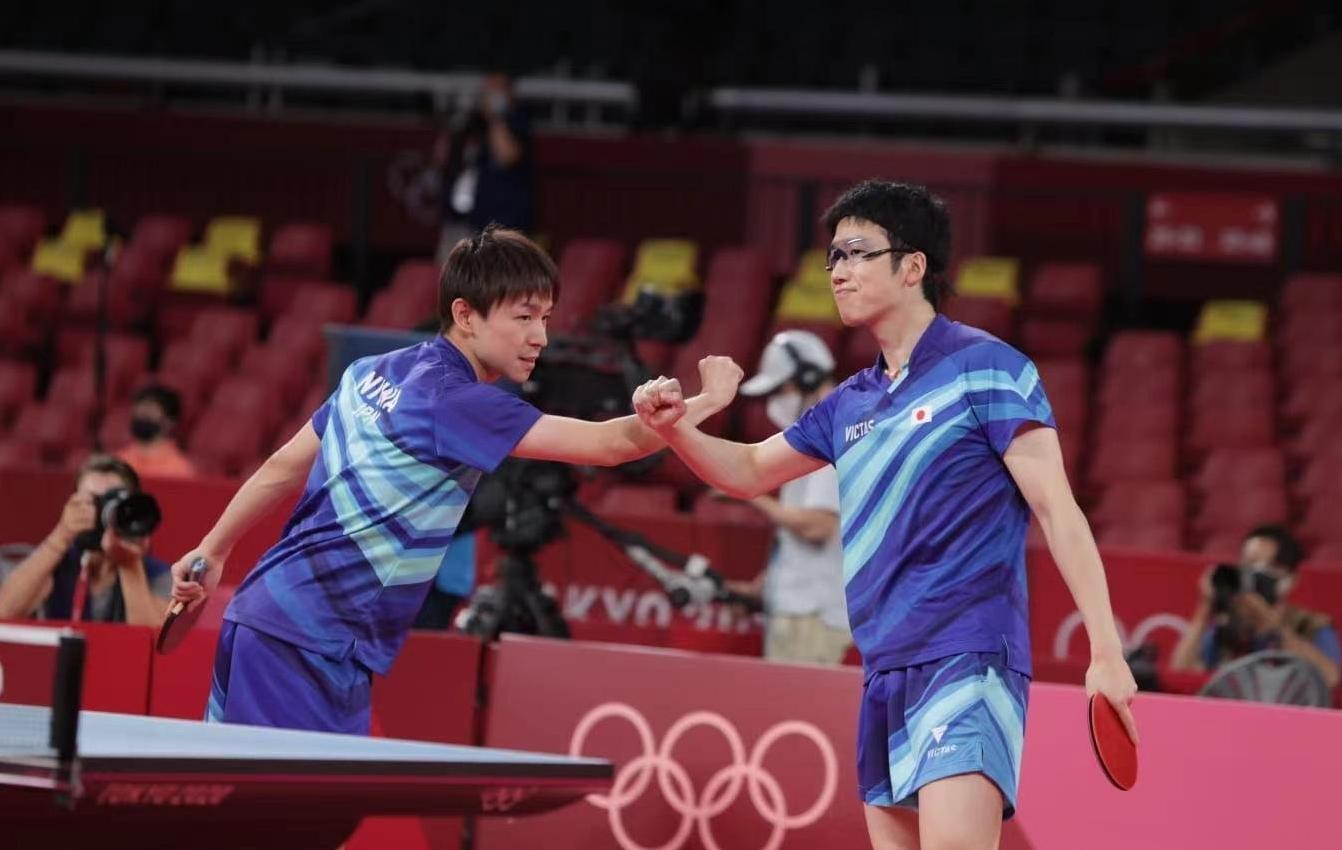 快讯!日乒3:1瑞典晋级4强,丹羽孝希事业心倍增,与张本平分3分