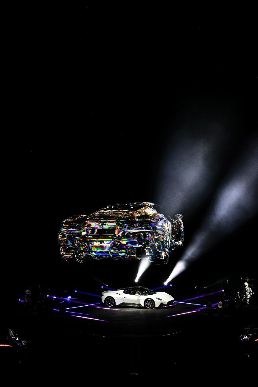 開啟品牌新篇章 瑪莎拉蒂全新超跑MC20全球首秀