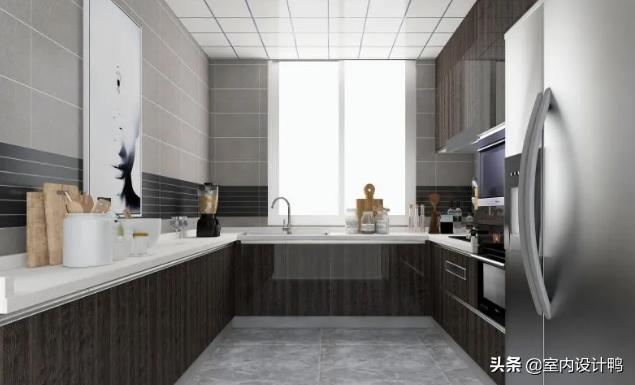 那个做了中岛的厨房,好用到想和全世界炫耀