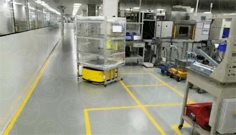 制造业为什么要上AGV系统?实际效果如何?
