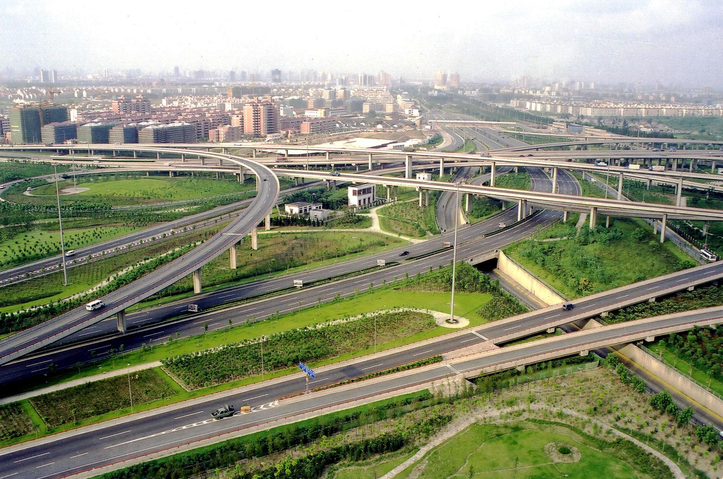 """我國最""""逆天""""的5座立交橋,走錯一步就是一日遊,導航都沒用"""