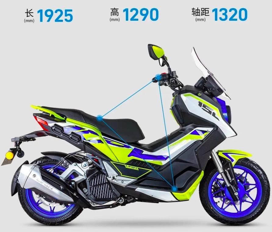 2021年摩博会力帆、珠峰推出电动摩托车,外观好看,性能出众