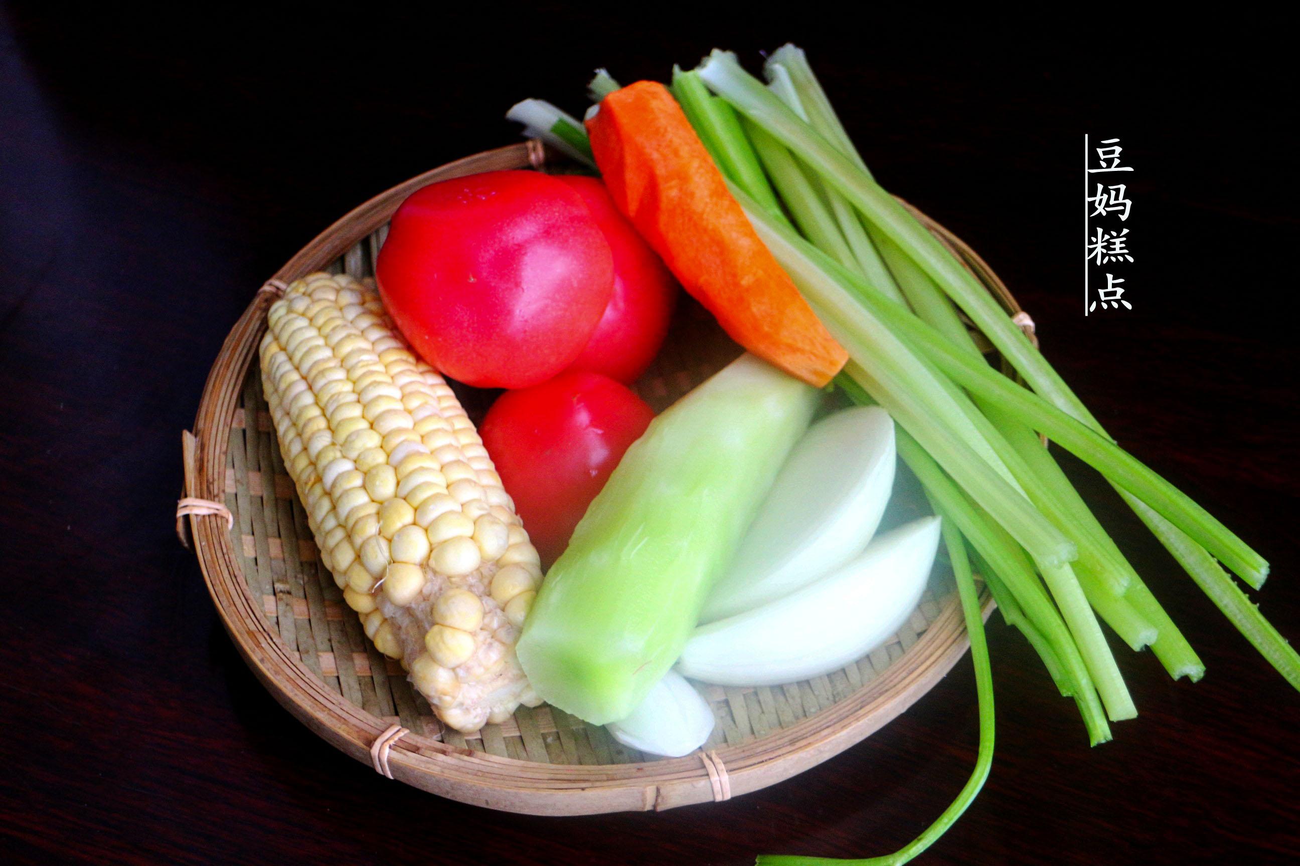 学做瘦身蔬菜汤,健康瘦身,营养不缺