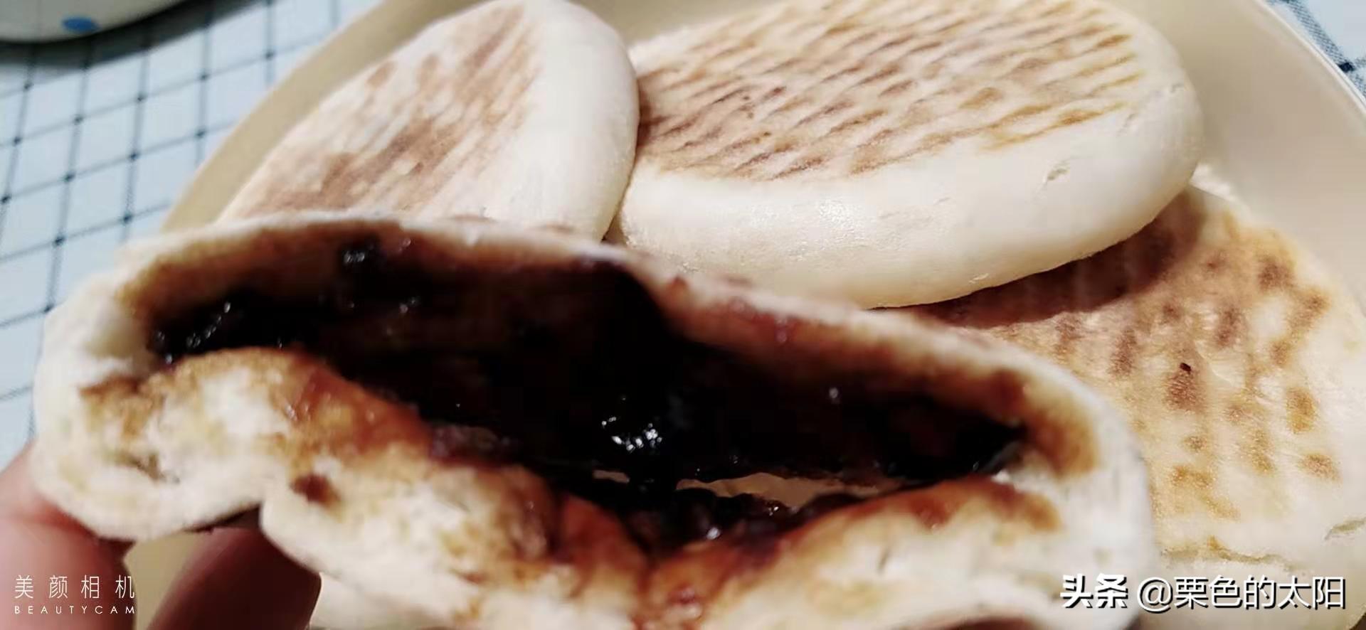 家乡的风味——祭灶的红糖火烧 美食做法 第2张
