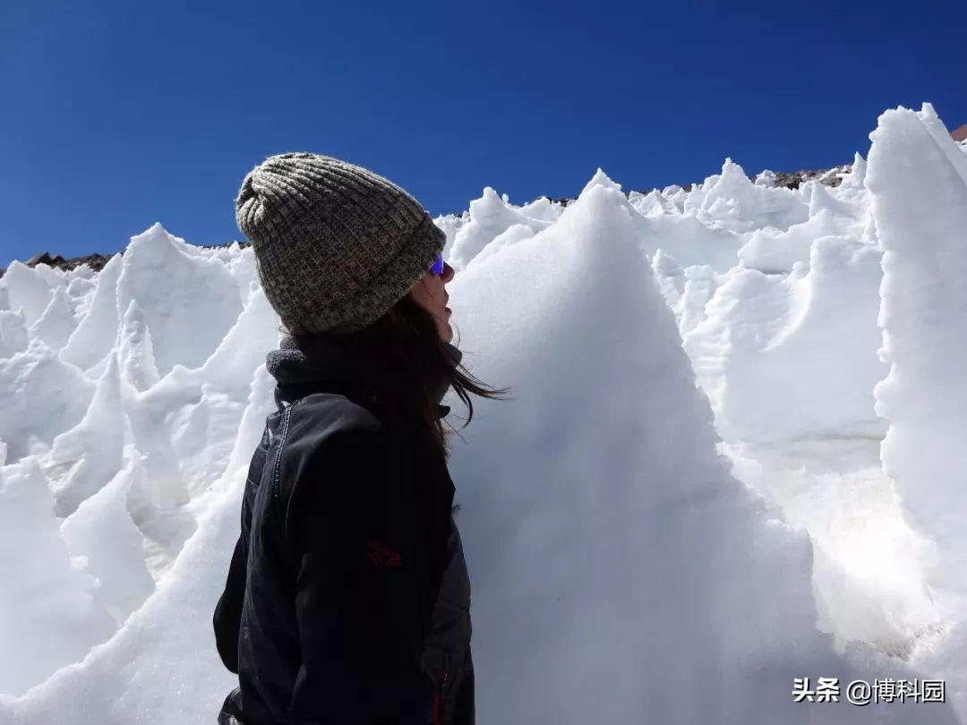 不太可能有生命存在的绿洲,海拔4876米冰锥里发现雪藻生物