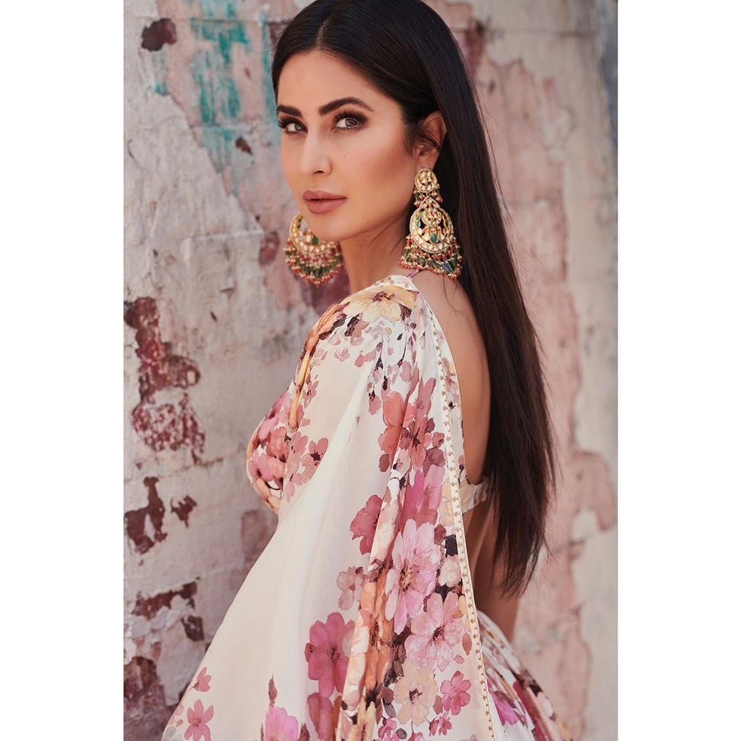 一半是英国人一半是印度人,宝莱坞巨星卡特里娜是最美亚洲女性