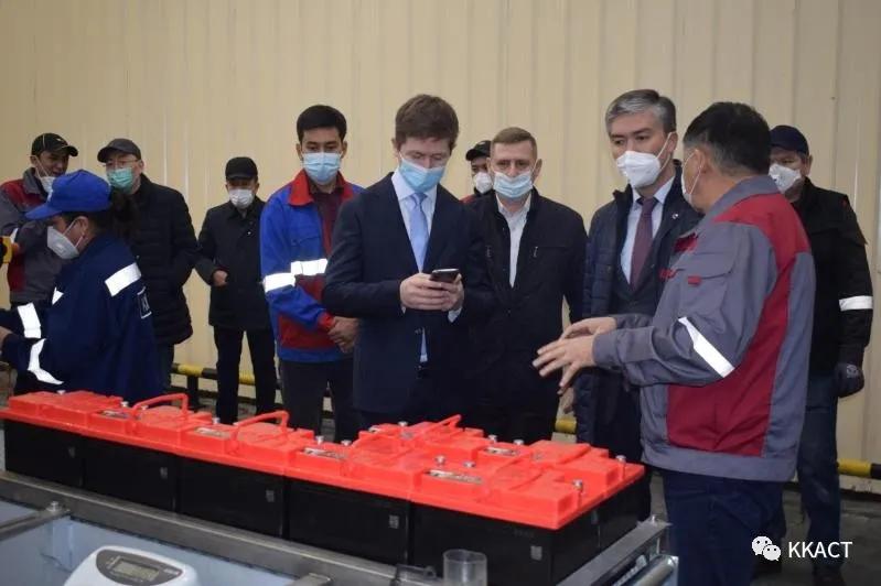 哈萨克斯坦启动新技术生产电池,拟出口中国、欧洲市场