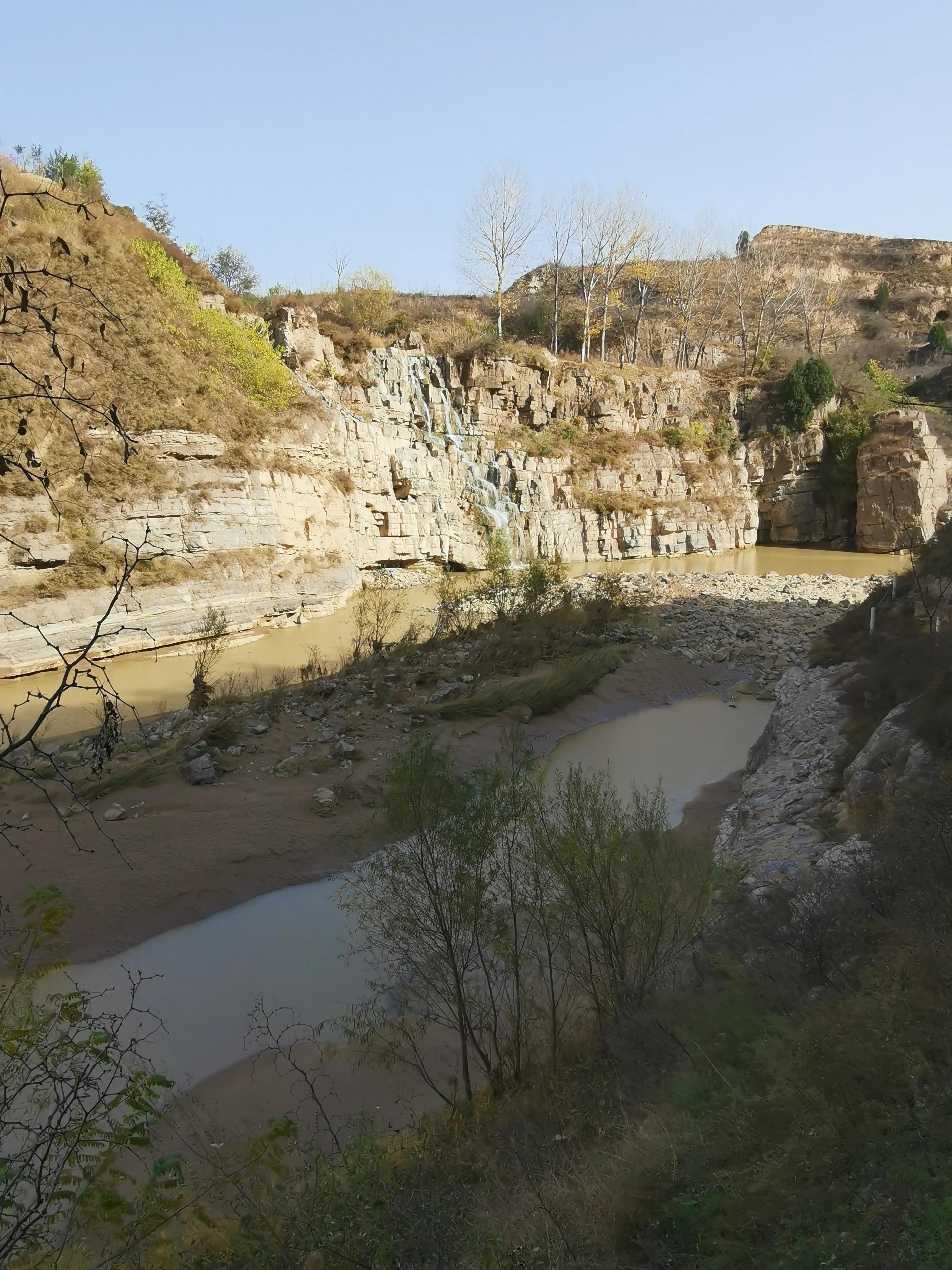 陕西蒲城洛河国家湿地公园,一个传承古代水利文明的地方
