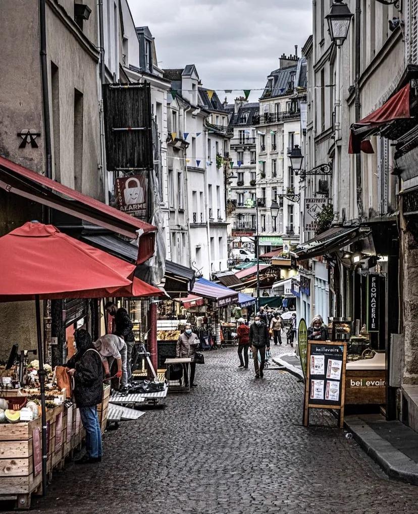 人见人爱步行街,这十条享誉世界