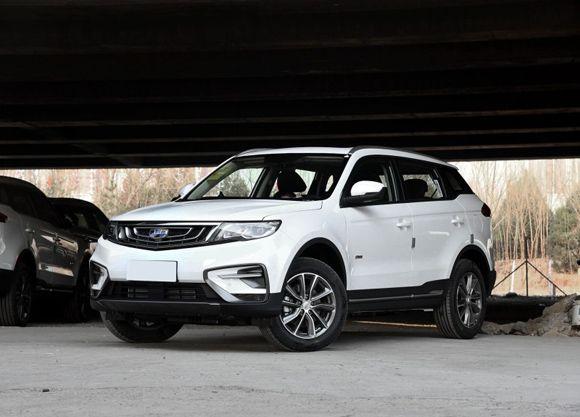 8月车企SUV销量排行榜,吉利长安争第二,奇瑞完胜广本日产
