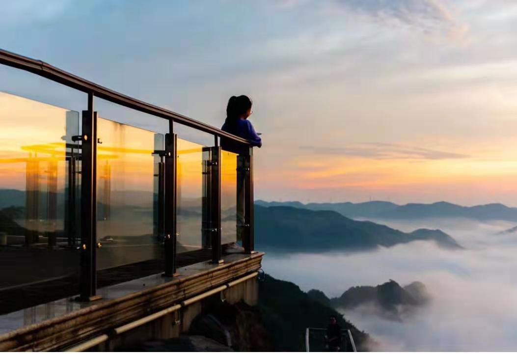 宁波五一自驾线路,感受速度与激情的刺激,沿途风景恍若人世外