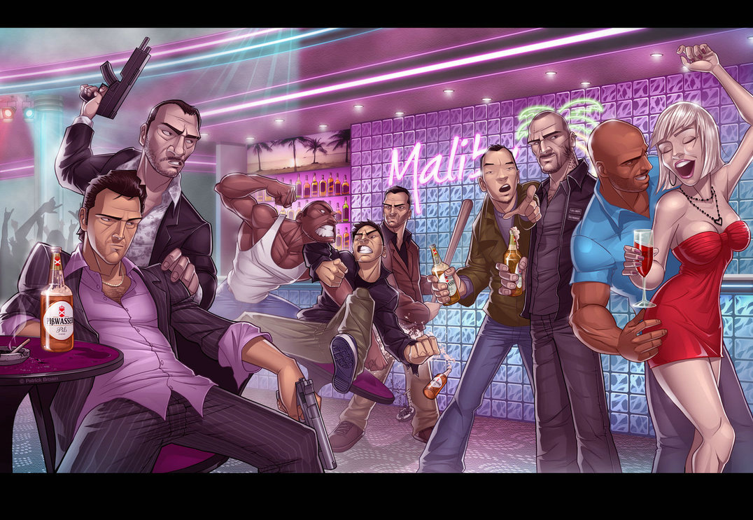 美国议员扬言封杀《GTA》,暴力行为真的不能怪游戏
