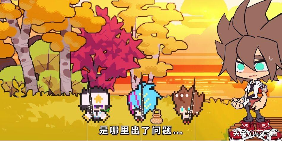 纪念性一刻!雷狮与安迷修江边垂钓?当然,前提是有神近耀在场