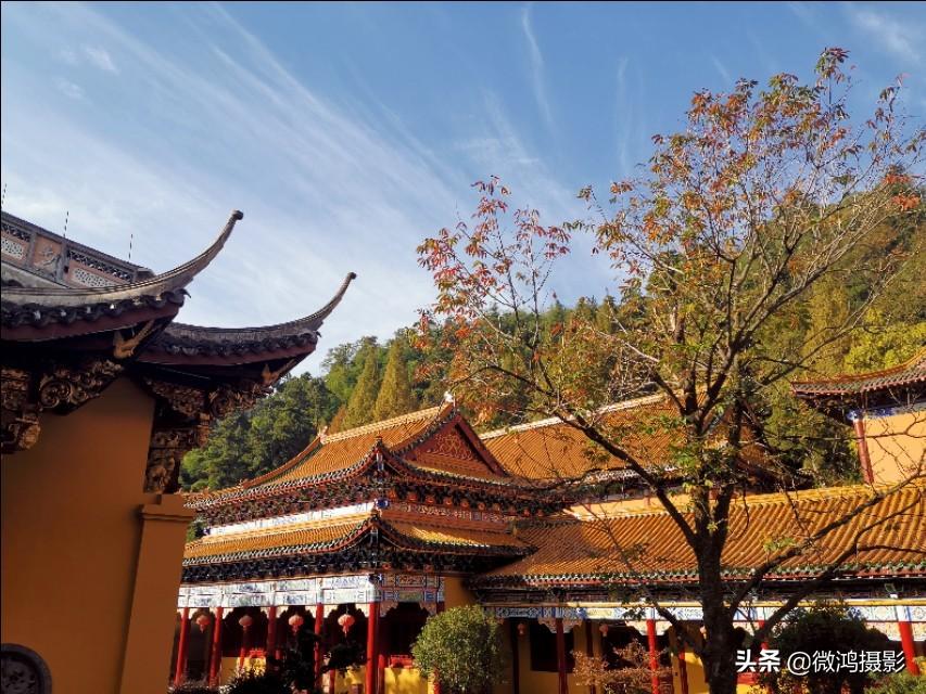 中国南北秋季游