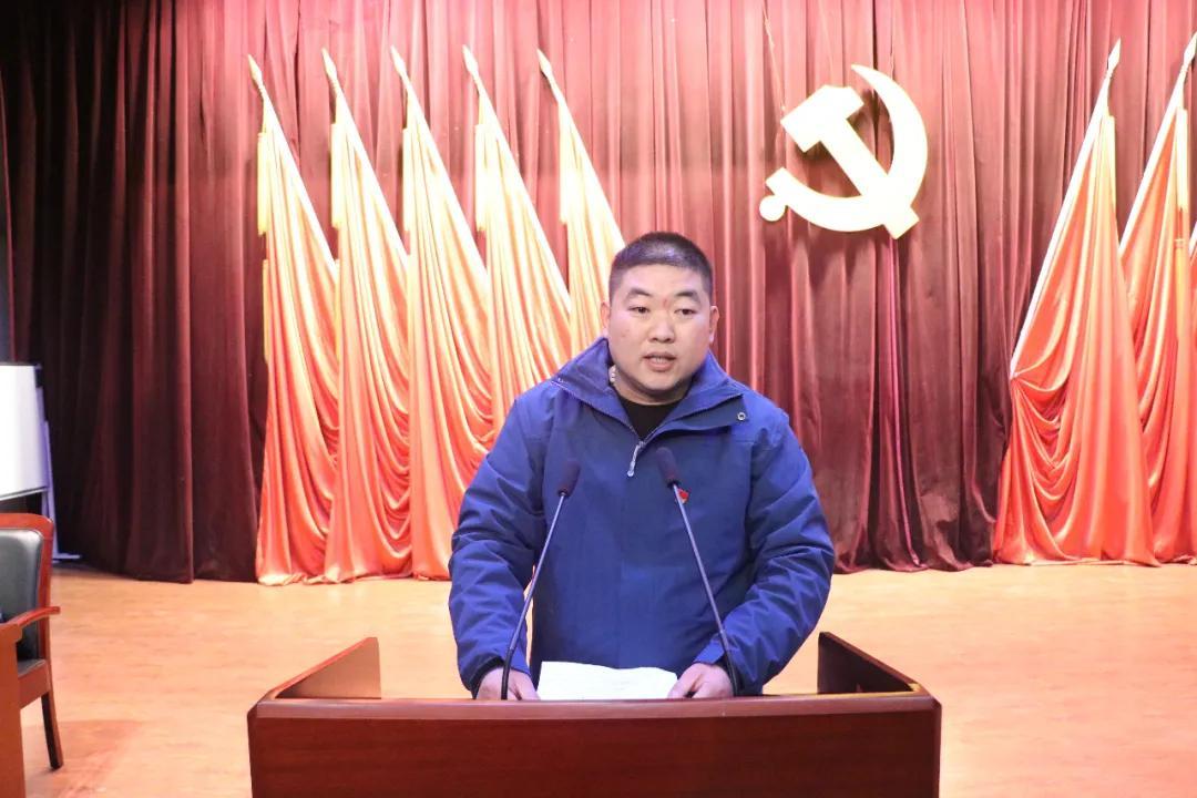 宁陵县召开新当选村(社区)党支部书记交流会