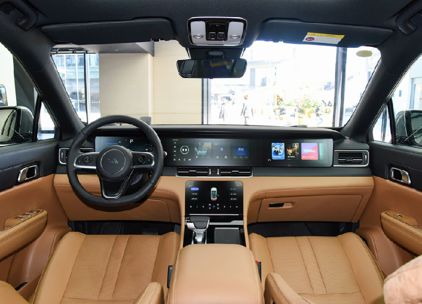 热度很高的两款新能源SUV,心怀理想、梦回大唐都能满足