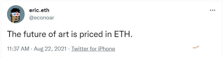 看涨持续,以太坊表现将超过比特币?