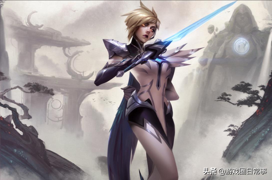 LOL九头蛇主动效果移除后剑姬如何出装?看一下新版血魔流玩法