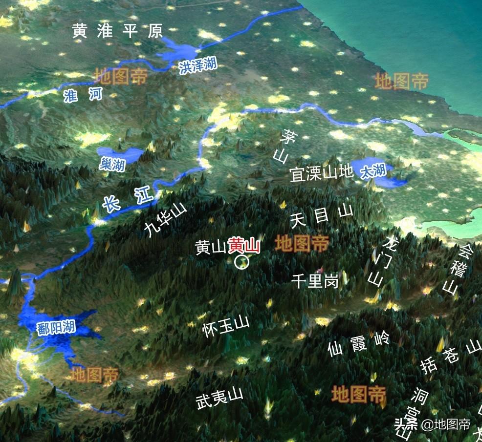 """安徽为什么简称""""皖"""",而不是""""安""""或""""徽""""?"""