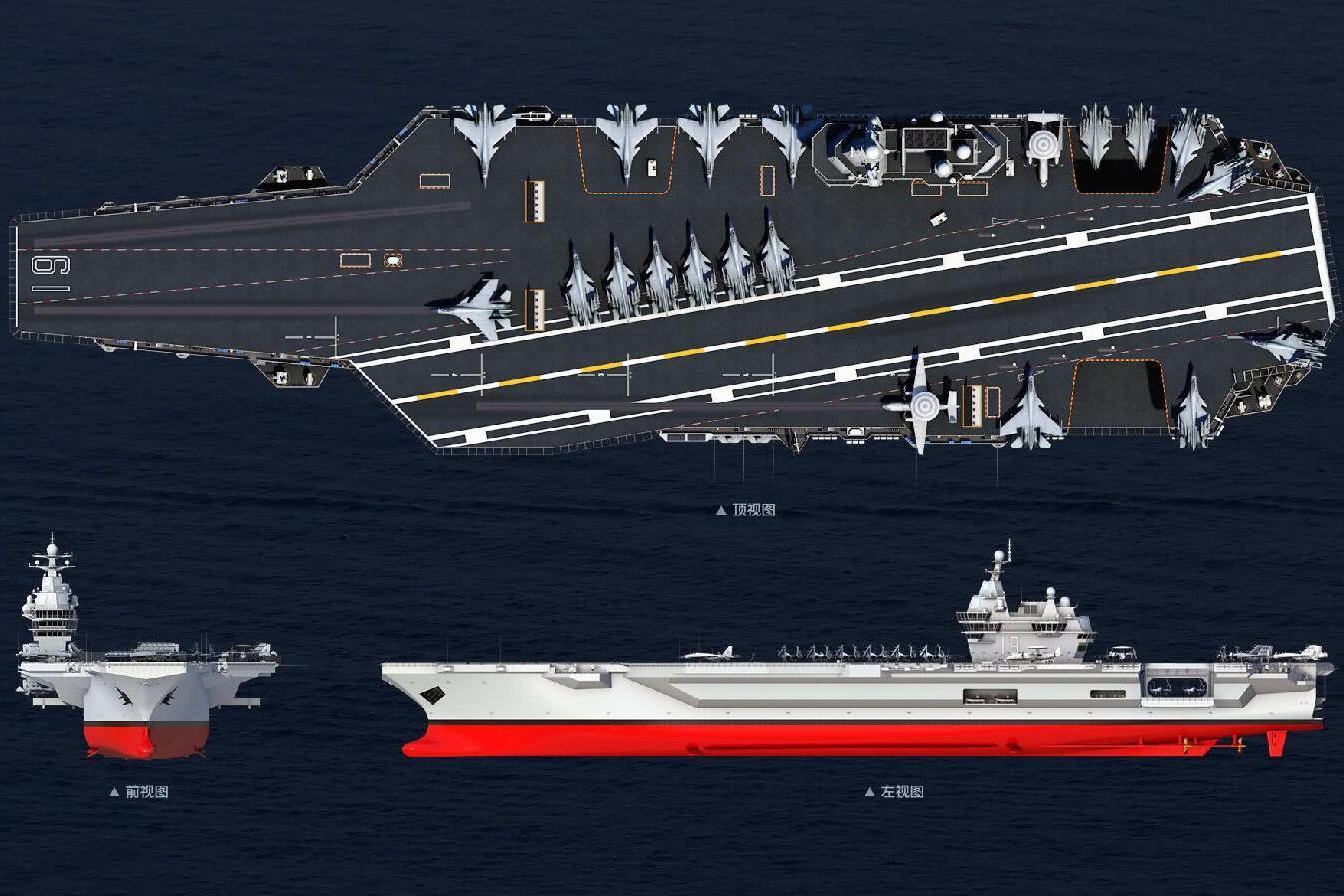 看到中国速度后,印度人开始焦虑,003航母近照现身后004还远吗?