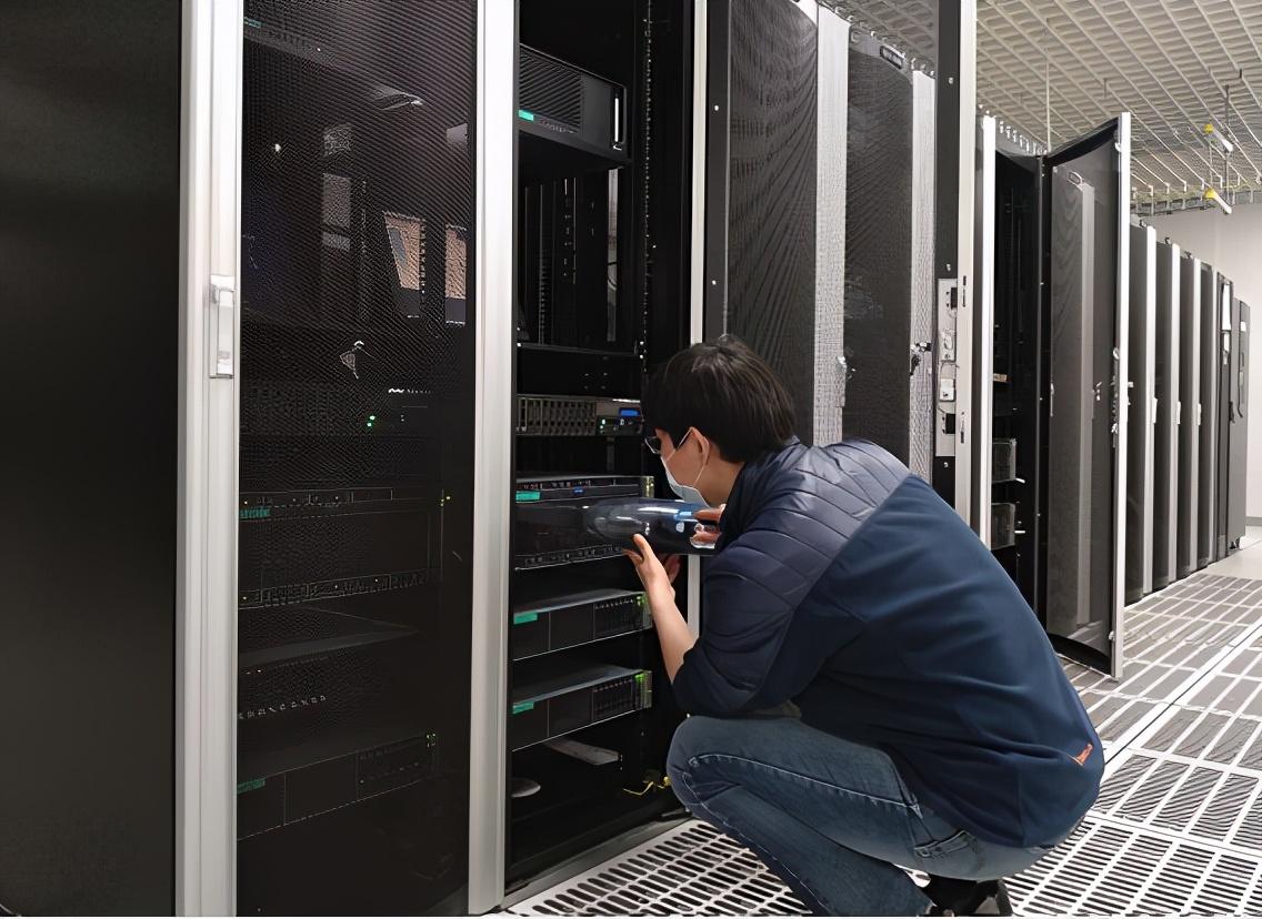 华北空管局通信网络中心完成蛮汉山甚高频台分频调整工作