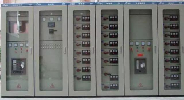 GGD、GCS、GCK、MNS、MCS配电柜之间有什么区别?