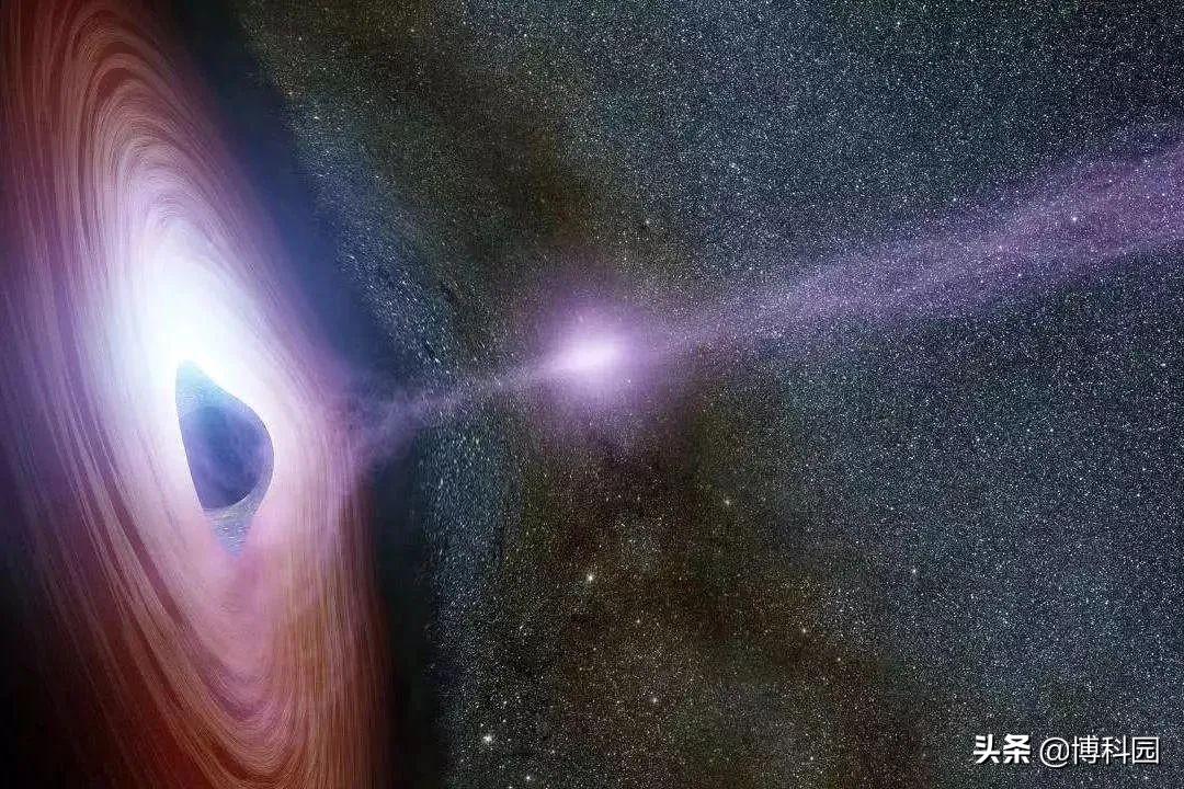 中微子来自哪里?研究发现:与黑洞、活动星系和类星体有关