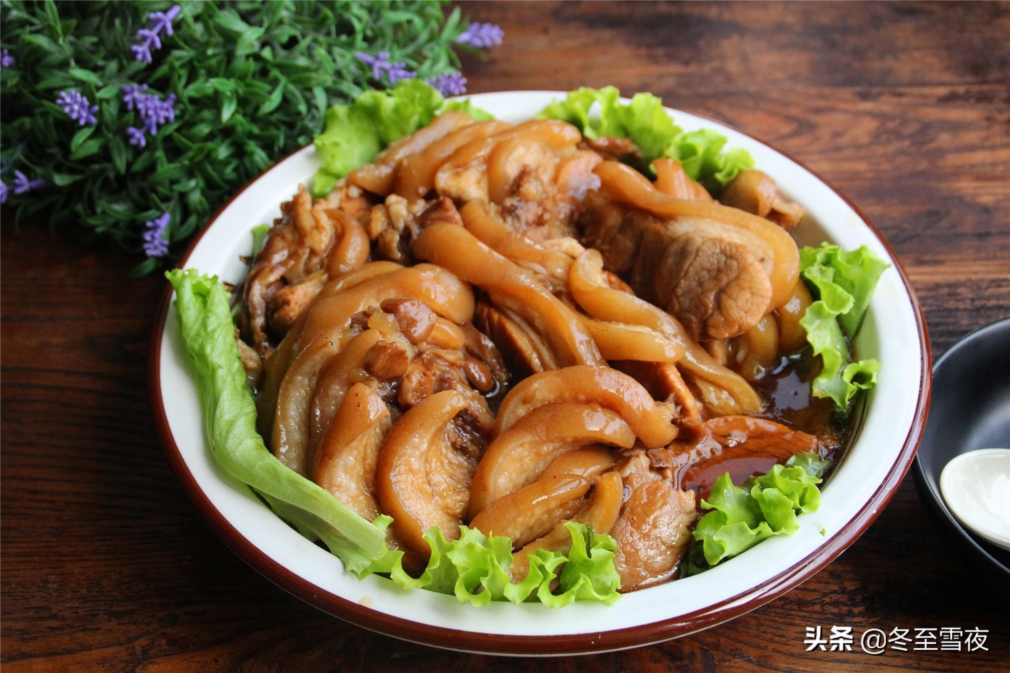 2021年夜饭菜单,东北传统风味的16个菜,都是下酒下饭硬菜 东北菜谱 第2张