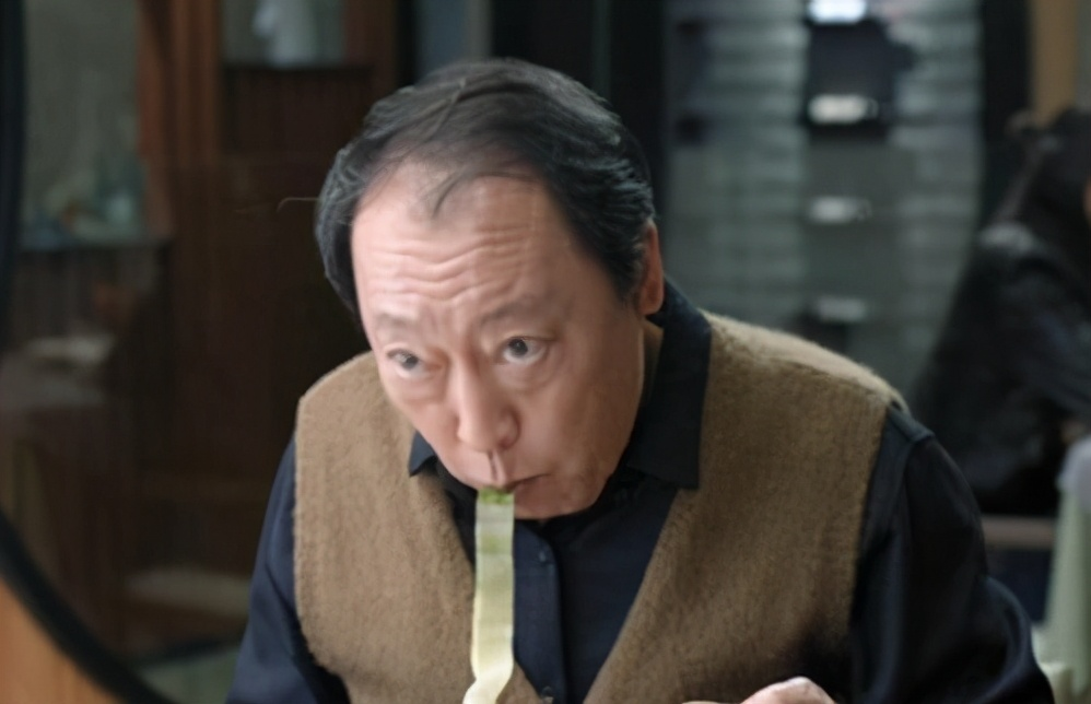 """吃面条成真演员的通行证,却也是假演员的""""照妖镜"""",吃得好假啊"""