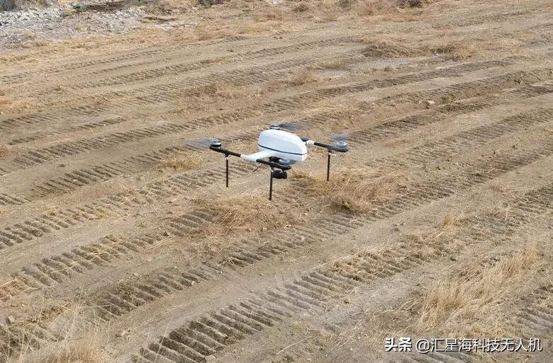70min长续航!天鹅S-720小型四轴无人机玩转测绘作业