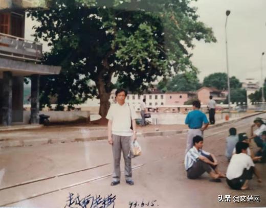 从云南河口到越南老街,第二次走出国门