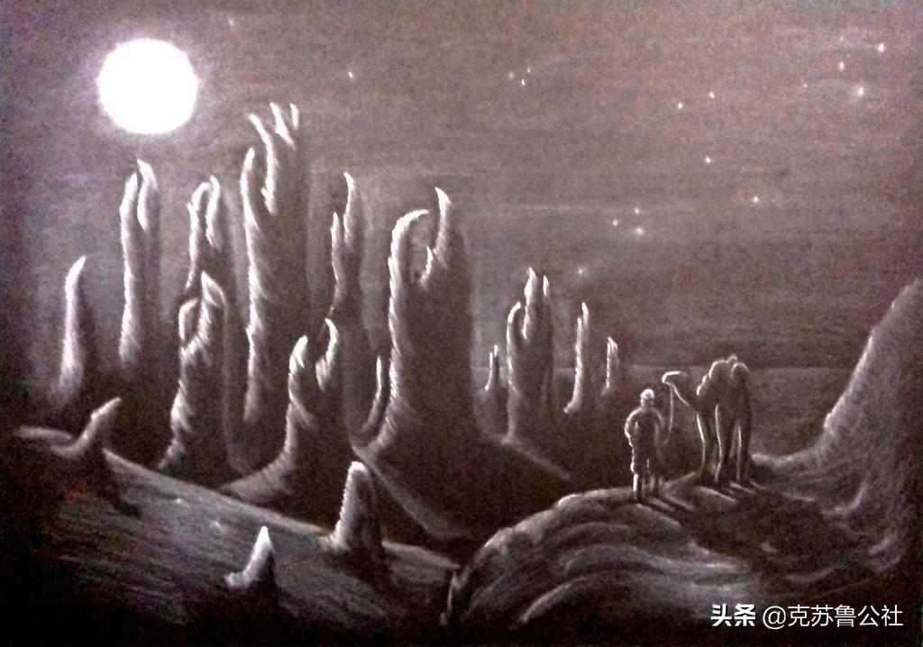 """克苏鲁世界导游:""""死亡消亡""""无名之城"""