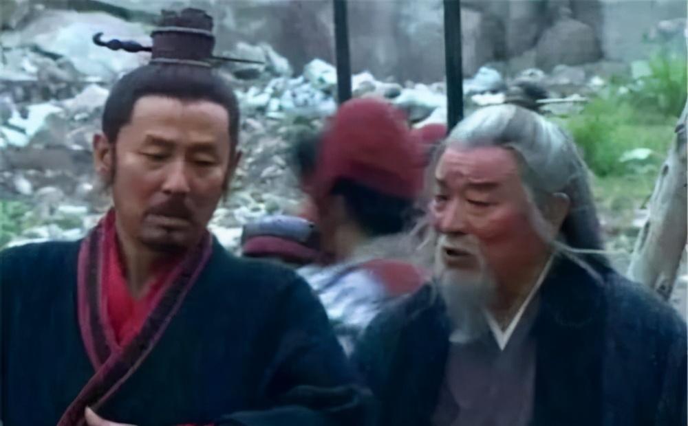 郦食其向刘邦献上两大奇谋,被张良称亡国之计,并令自己丢掉性命