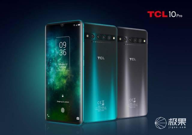 国内5G再出航!TCL 5G手机新品现身CES,也有猫咪跟踪器