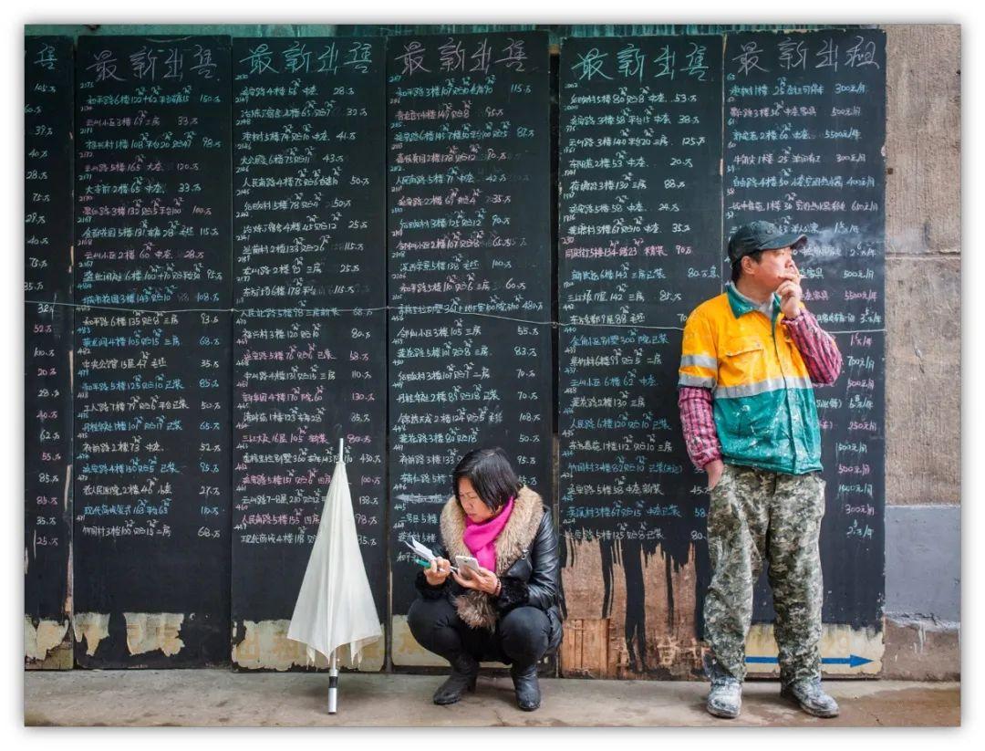 姜豪的街头摄影:去找陌生的人,去见熟悉的人