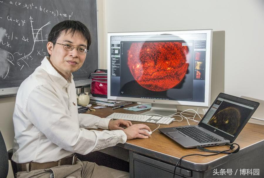 等离子体气泡有助于在外层空间触发巨大的磁场事件