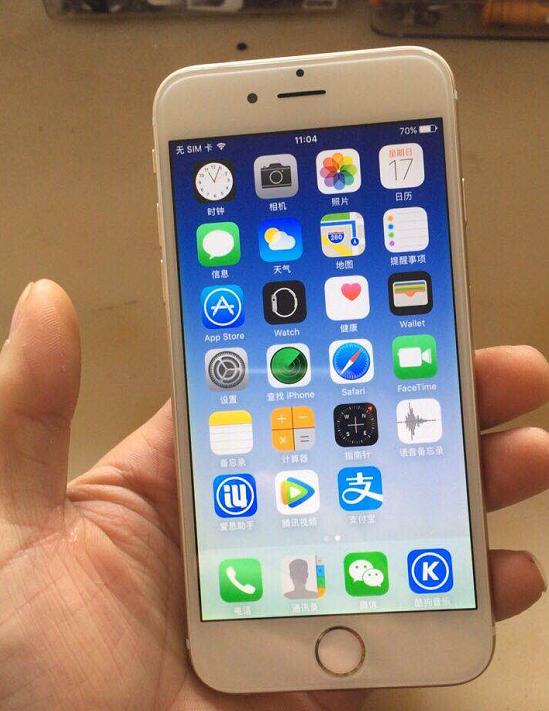 1500入手iPhone6 128GB,系统软件是闪光点!