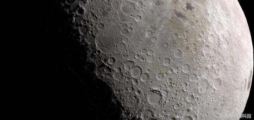 新技术使用AI来定位和计算月球上的陨石坑