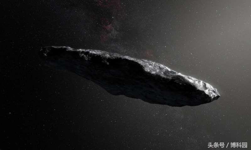 星际小行星可以告诉我们什么秘密?
