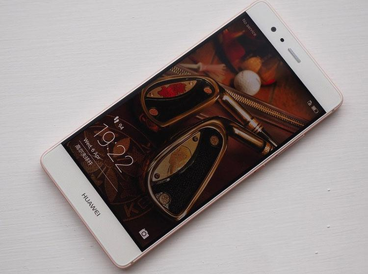 外型与特性的相映成趣 华为公司P系列产品手机上指出精典才可以取胜