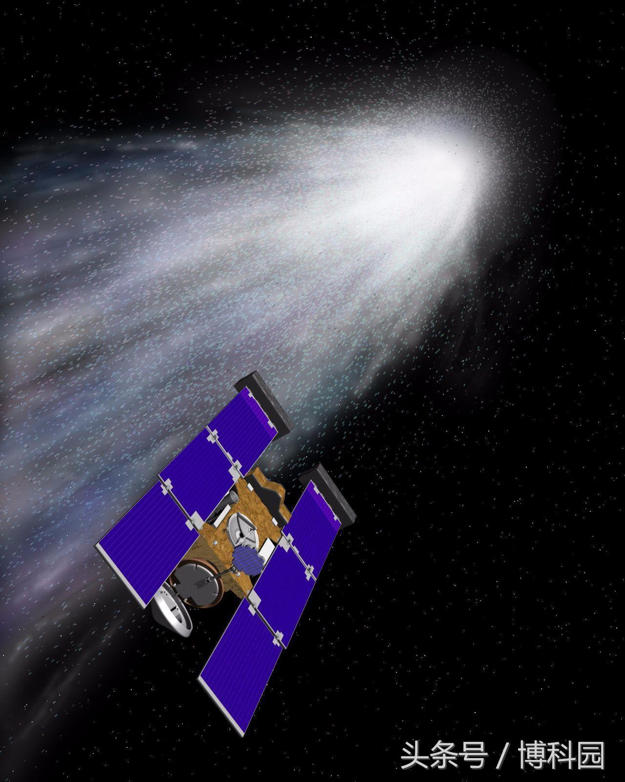彗星为研究太阳系起源提供了难得的机会