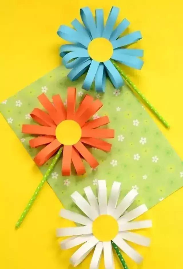 手工花朵制作方法步骤视频教程