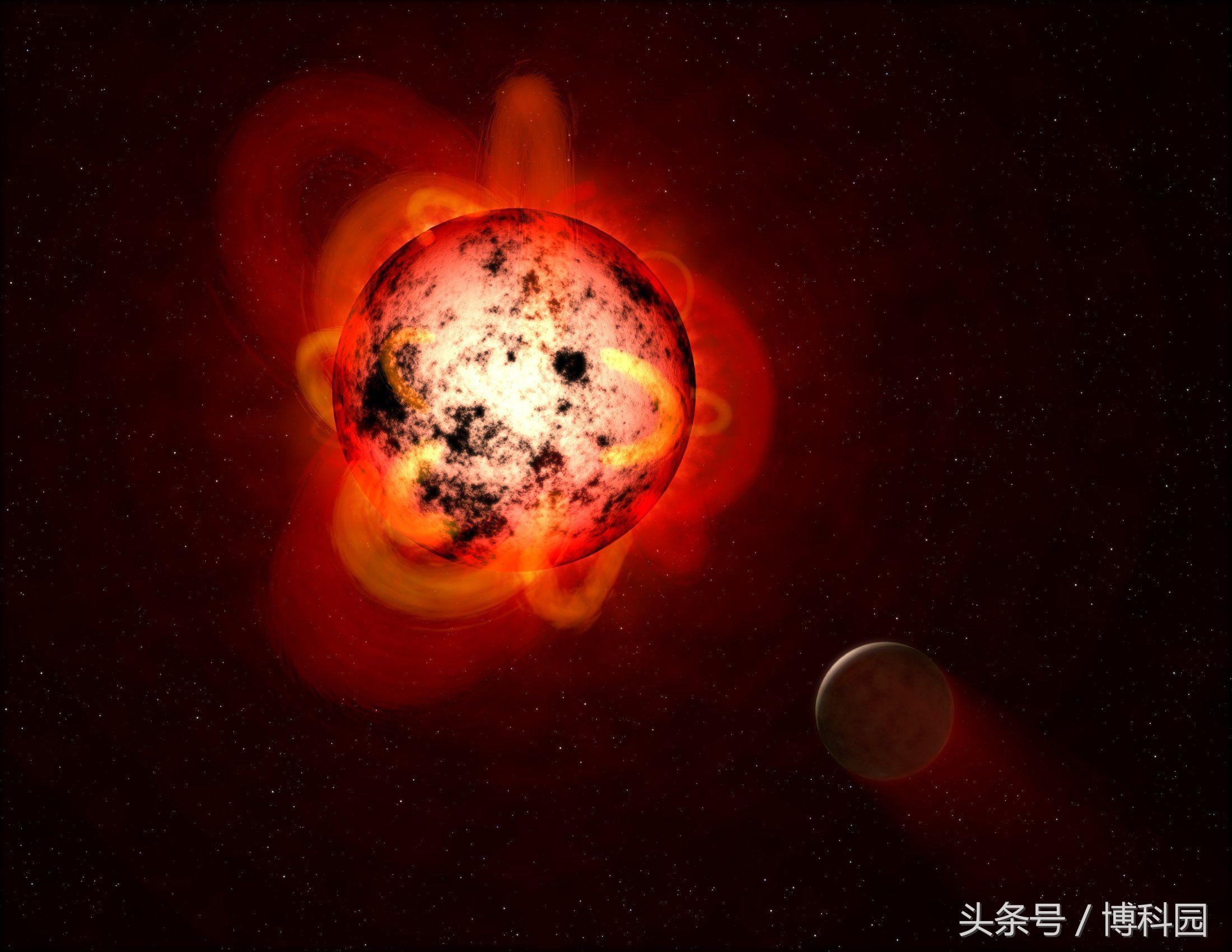 X射线能摧毁宜居行星?地球2.0是否难以寻找