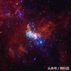 最新研究表明:黑洞在大多数星系中心产生引力波