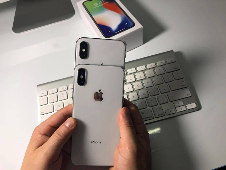 仿冒,真品,傻傻的搞不清,最強仿冒iPhone X拆箱入门!
