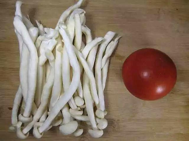 【番茄海鲜菇】做法步骤图 做法简单又好吃