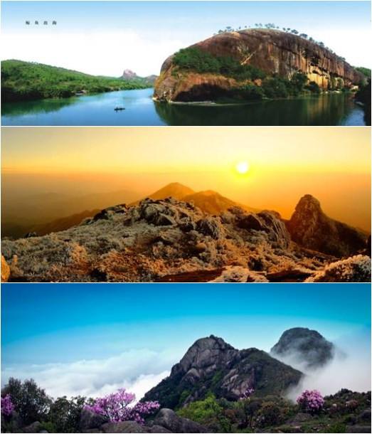 """江西这个县,距省会500多公里,被称为江西最""""孤独""""的县"""